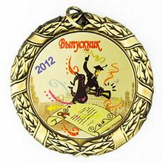 Медали на выпускной