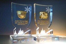 Награды и призы из акрила