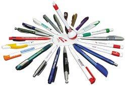 Шелкография на ручках